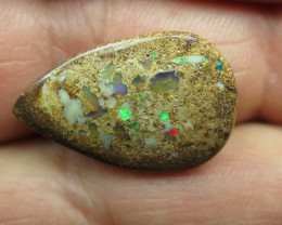 13cts.BOULDER MATRIX OPAL, UNIQUE STONE.