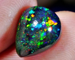 3.30 CRT SMOKED GALAXY RAINBOW PIN FIRE #