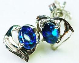 Cute triplet  opal earrings sets BU 1189