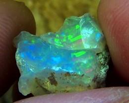 15.50 cts Ethiopian Welo opals rough parcel 3pcs