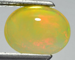 1.68 Cts Natural Multi Color Play Ethiopian Opal NR