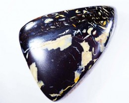 64.4 CT  Pattern Chocolate Boulder Opal   BU 1291
