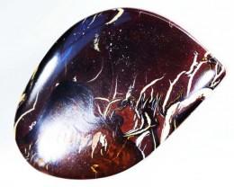 99.5 CT  Pattern Chocolate Boulder Opal  BU 1298