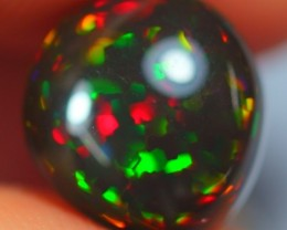[BRIGHT] Not Enhanced 3.94Ct HEXAGON HONEYCOMB Ethiopian Welo Opal