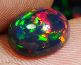 BRILLIANT PRISM PUZZLE PEACKOCK SMOKED WELO OPAL 2.10 CRT