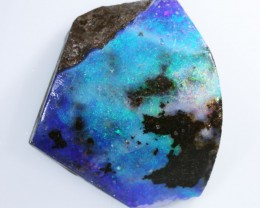 104.00 CTS  BOULDER OPAL ROUGH -OLD STOCK [BY4679 ]