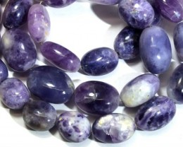 243 CTS TIFFANY OPAL BEADS TBO-4377