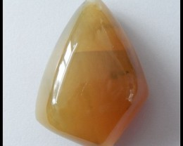 165.5Ct Natural Yellow Opal Gemstone Cabochon