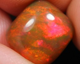 2.61cts Natural Brown Base Ethiopian Welo Polished Opal