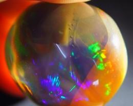 45.09Ct BLACK GHOST PHANTOM Ethiopian Welo Opal