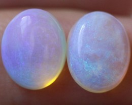 4.35 Cts Clean Crystal Opal Pair BU1511