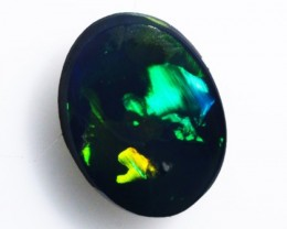 1.15 CTS BLACK  OPAL - LIGHTNING RIDGE- SAFE [SO6849]WB