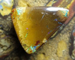 12cts.BOULDER MATRIX OPAL, WHOLESALE!