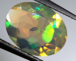 1 CTS ETHIOPIAN WELO FACETED STONE FOB-649
