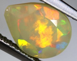 1.25 CTS ETHIOPIAN WELO FACETED STONE FOB-684