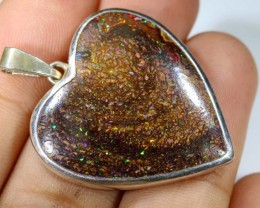 OPAL SILVER PENDANT 24.18 CTS  OF-1422
