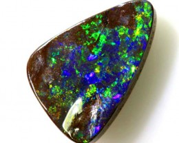 BOULDER OPAL POLISHED STONE 2.57 CTS  INV-292