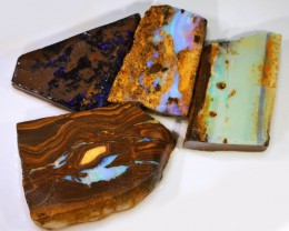 28.89 CTS BOULDER OPAL ROUGH  PARCEL - [BY4668 ]