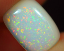1.01Ct Bright PINFIRE Color Ethiopian Welo Opal