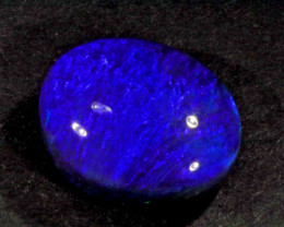 FREE SHIPPING  5.20 CTS  BLACK OPAL FROM LR -