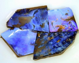 208.85 CTS BLUE  BOULDER OPAL ROUGH  PARCEL - [BY4680 ]