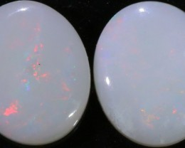 5.10 CTS COOBER PEDY FIRE OPAL -CALIBRATED. [CP1640]