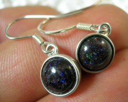 BOULDER MATRIX SILVER EARRING SET LMJ / 77