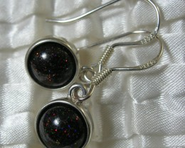 BOULDER MATRIX SILVER EARRING SET LMJ /92
