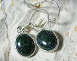 BOULDER MATRIX SILVER EARRING SET LMJ /57