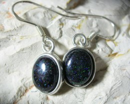BOULDER MATRIX SILVER EARRING SET LMJ /61
