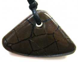 NATURAL   IRONSTONE PENDANT   SG 1044