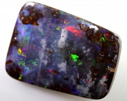 22 CTS  BOULDER OPAL POLISHED STONE INV-307 gc