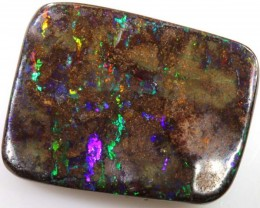 31.5 CTS BOULDER OPAL POLISHED STONE  INV-308 GC