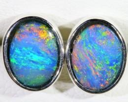 Cute Opal Doublet Earring SB 143