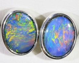 Cute Opal Doublet Earring SB 144