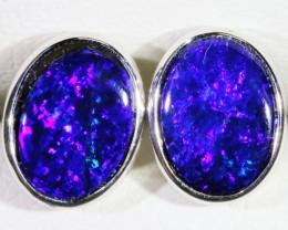 Cute Opal Doublet Earring SB 146