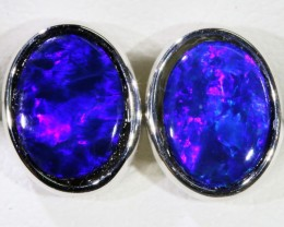 Cute Opal Doublet Earring SB 147