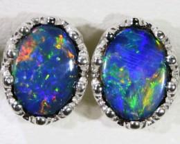Cute Opal Doublet Earring SB 148