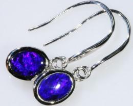 Cute Opal Doublet Earring SB 150
