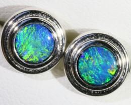 Cute Opal Doublet Earring SB 156
