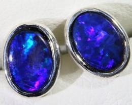 Cute Opal Doublet Earring SB 159