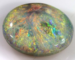 N5-  7.95 CTS SOLID OPAL STONE  TBO-4876