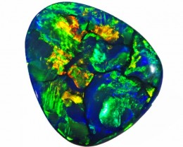 5.35 CTS GEM  BLACK  OPAL - LIGHTNING RIDGE- [SO7156]