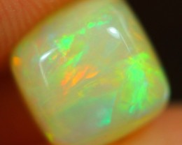1.69Ct Natural Ethiopian Welo Mine Solid Opal