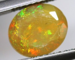 1.25 CTS ETHIOPIAN WELO FACETED STONE FOB-711