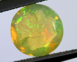 0.85 CTS ETHIOPIAN WELO FACETED STONE FOB-729