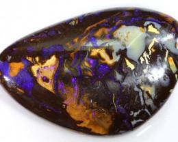 31.50cts Quality Koroit Opal Cut Stone AB88