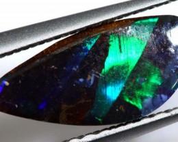 1cts Quality Boulder Opal Cut Stone AB54