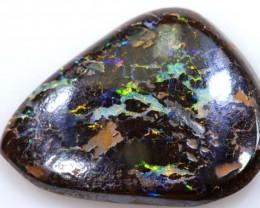4cts Quality Boulder Opal Cut Stone AB58