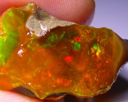 32.5ct Quality Rough Ethiopian Wello Opal Specimen